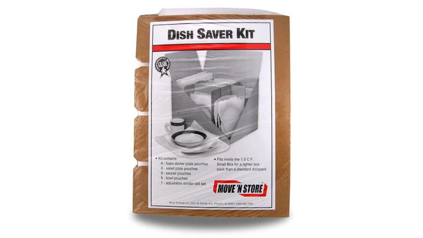 Packing Supplies Dish Saver Kit for Small Box