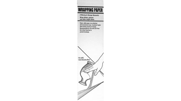 Newsprint Packing Paper - 10 Pound Box- n-n-moving-supplies.myshopify.com