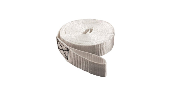 "Tie Web Strap 1"" x 15' Nylon Strap with Loop"