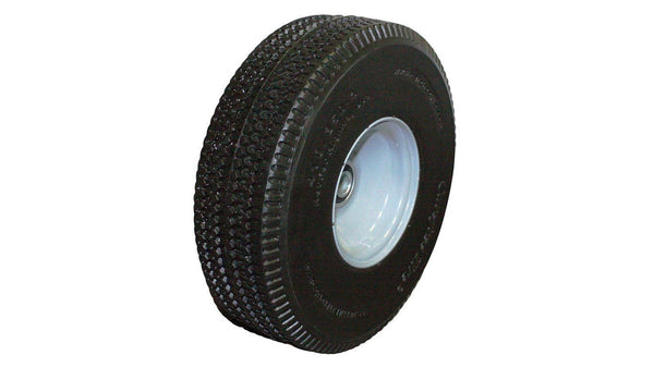 D6 Carefree No Flat Foam-Filled Wheel- n-n-moving-supplies.myshopify.com