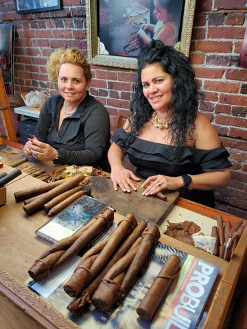 speciality cigars being made