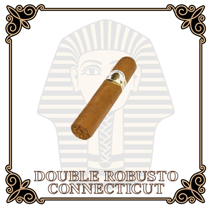 Double Robusto Connecticut |  La Faraona Cigars |  Tampa Florida |  Ybor City