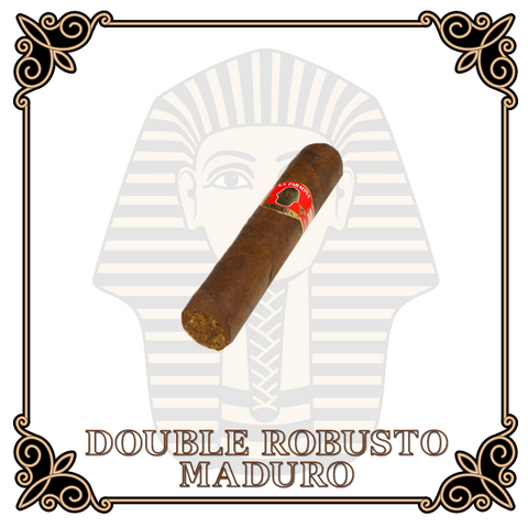 Double Robusto Maduro |  La Faraona Cigars |  Tampa Florida |  Ybor City