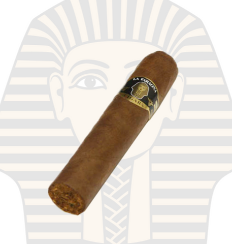 Double Robusto Natural |  La Faraona Cigars |  Tampa Florida |  Ybor City