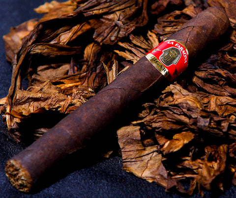 "La Faraona - Double Corona Maduro ""We only Roll Premium Longfiller Cigars'"