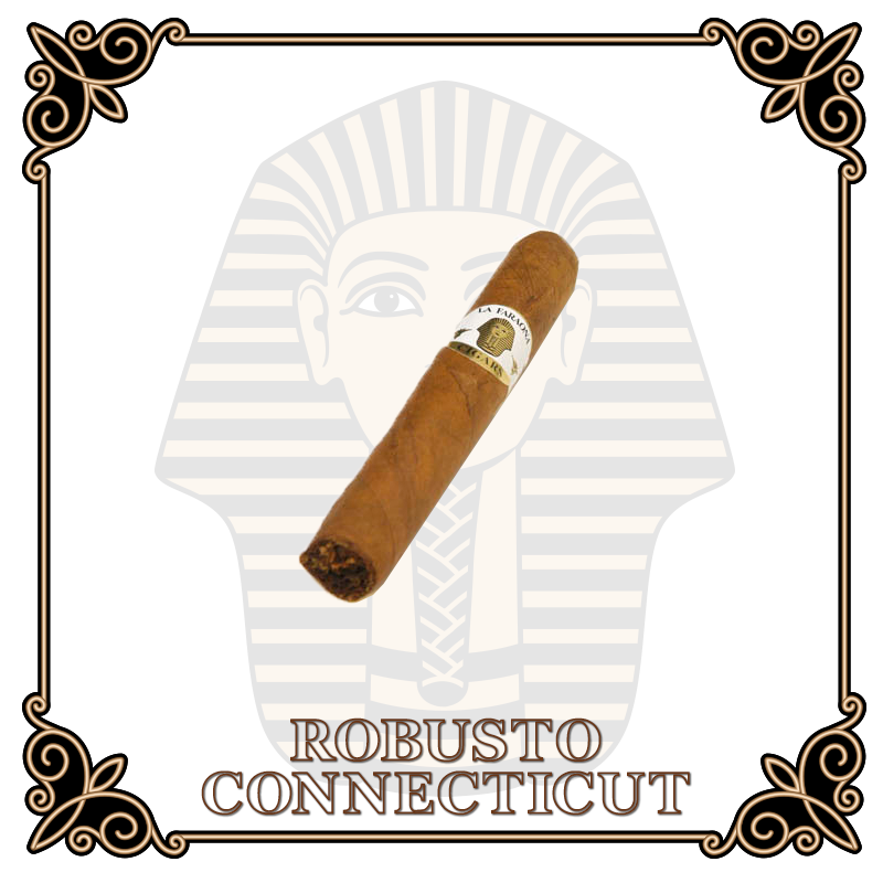 Robusto Connecticut |  La Faraona Cigars |  Tampa Florida | Ybor City