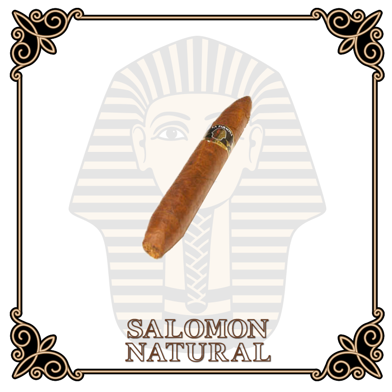 Tobacco Salomon Natural |  La Faraona Cigars |  Tampa Florida