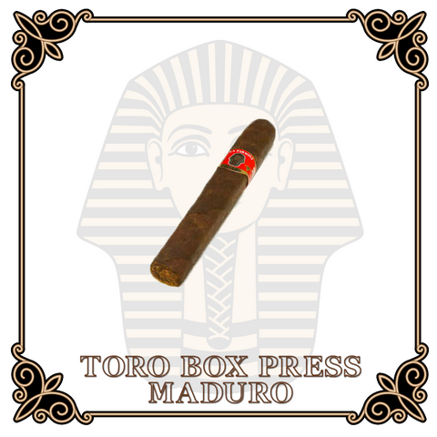 Toro Box Press Maduro |  La Faraona Cigars |  Tampa Florida