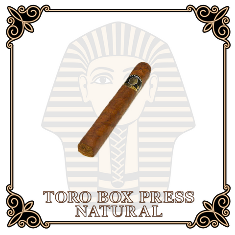 Toro Natural Tobacco |  La Faraona Cigars