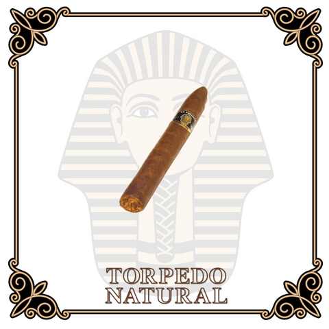 Torpedo Natural |  La Faraona Cigars