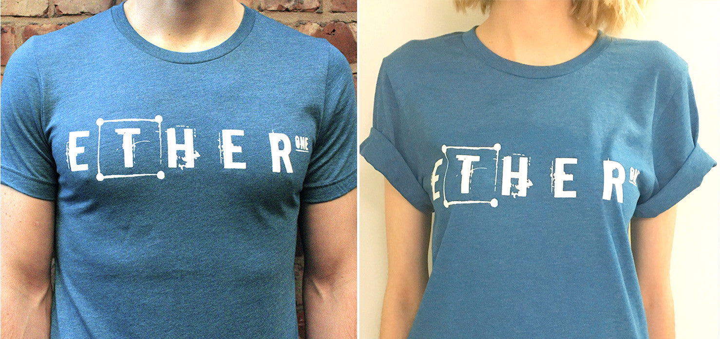 Ether One Logo Tee