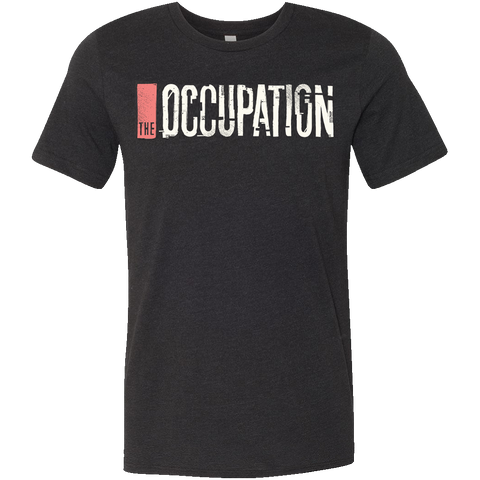 The Occupation Logo Black T-Shirt