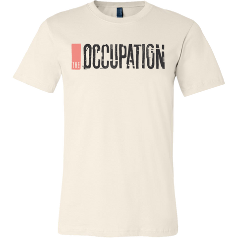 The Occupation Logo Cream T-Shirt