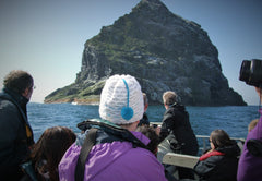 Boat Trip to St Kilda - Islands Book Trust