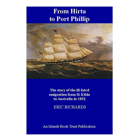 From Hirta to Port Phillip - Islands Book Trust