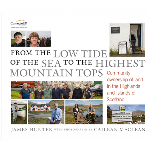 From the Low Tide of the Sea to the highest Mountain Tops - Islands Book Trust