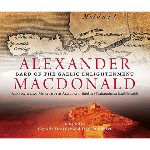 Alexander MacDonald - Islands Book Trust