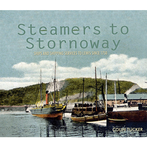 Steamers to Stornoway