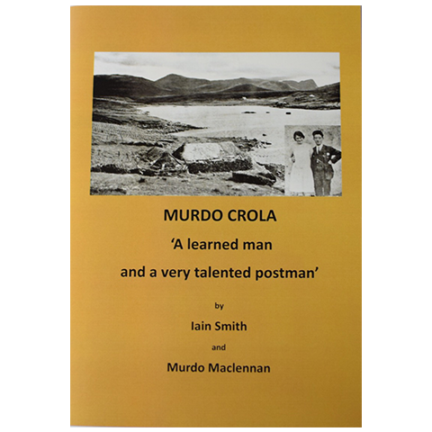 Murdo Crola - Islands Book Trust
