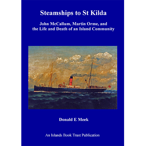 Steamships to St Kilda - Islands Book Trust