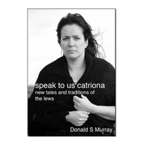 Speak to us, Catriona - Islands Book Trust