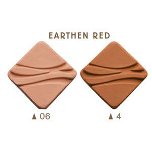 Earthen Red Clay