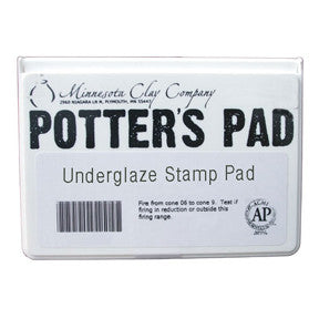 PADBRD Potter's Pad Bright Red - Kentucky Mudworks
