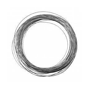 HTS High Temp Stamen Wire 24 gauge - Kentucky Mudworks