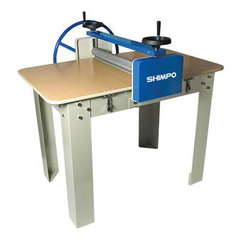 "Shimpo 30"" Slab Roller Kit - Kentucky Mudworks"