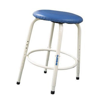 Shimpo Adjustable Stool - Kentucky Mudworks