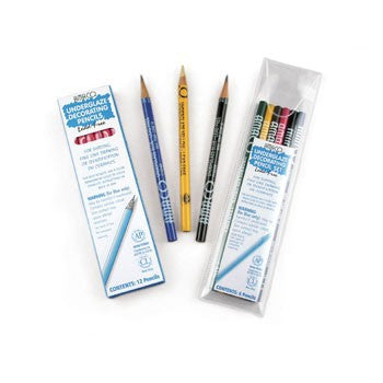 11430R Underglaze Pencil Yellow - Kentucky Mudworks