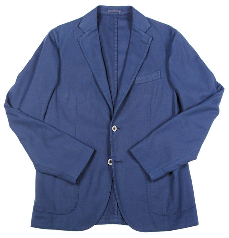 Check Blazer - Navy