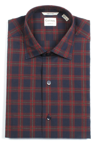 Extra Soft Plaid - Brown