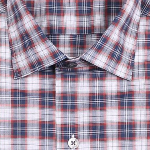 Super Soft Plaid - Red