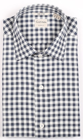 Extra Soft Cotton Gingham - Navy