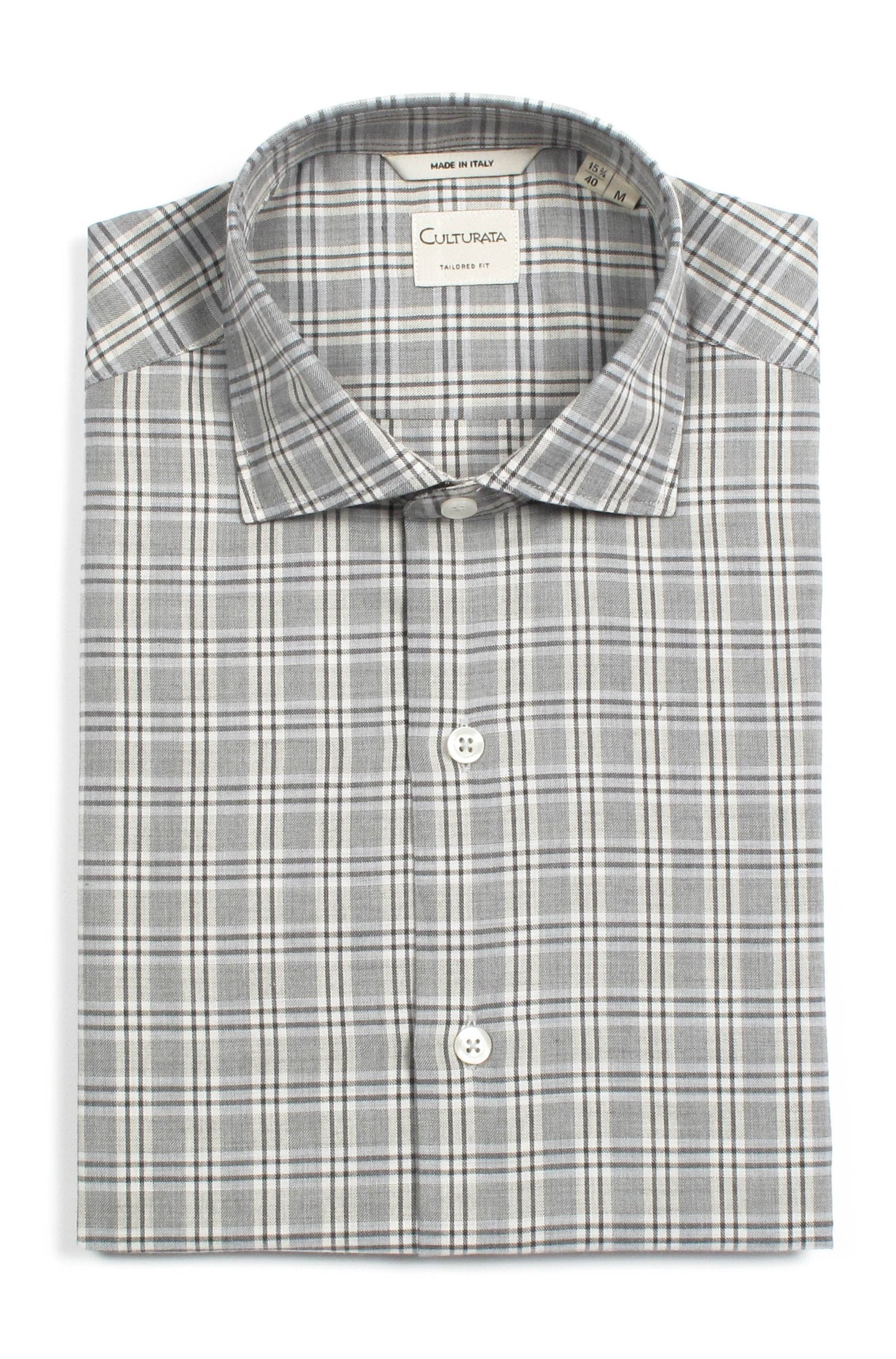 Super Soft Plaid - Grey