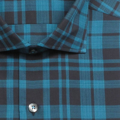 Cashmere Touch Plaid - Teal