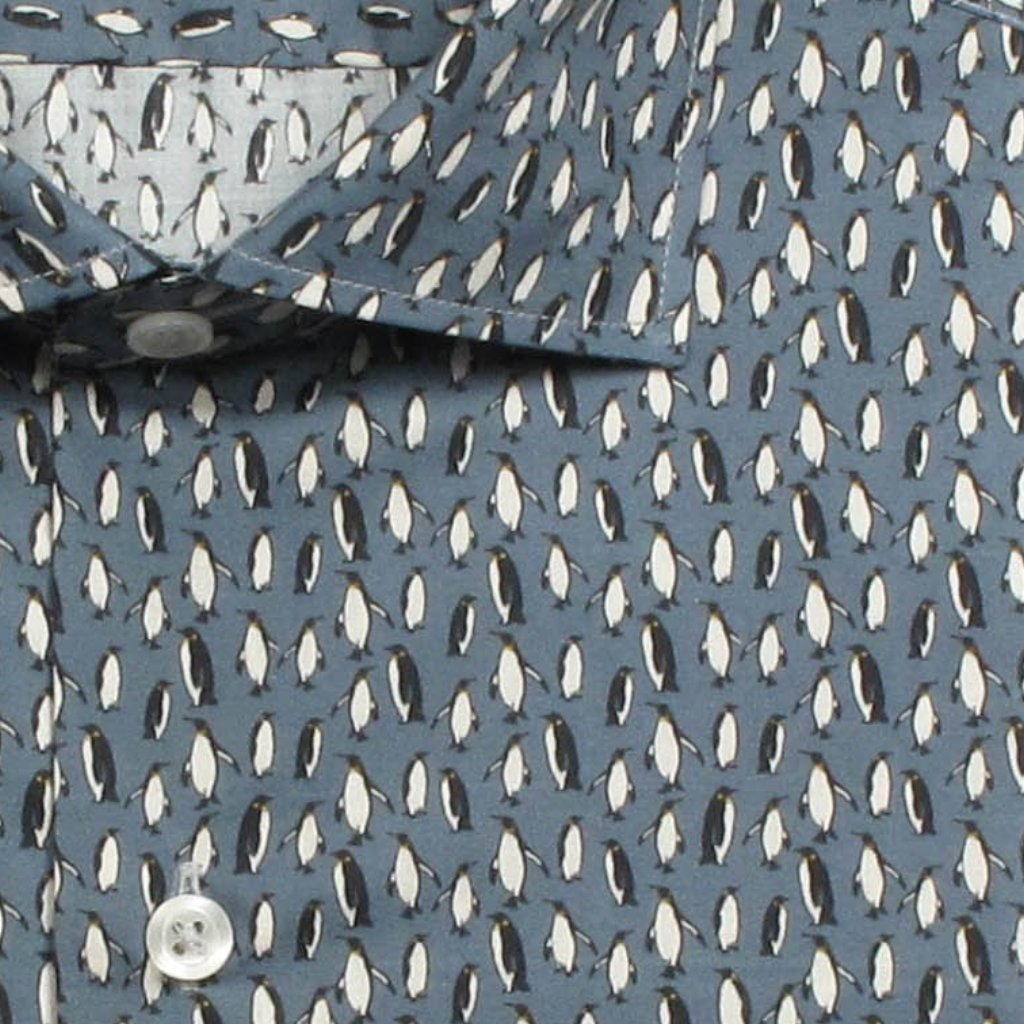Softest Cotton Men's Print Shirts