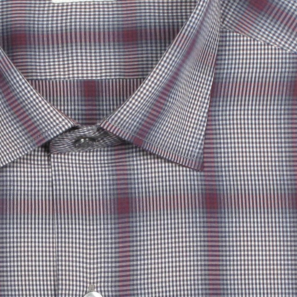 Perfect Plaid - Burgundy