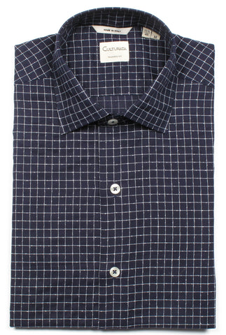 Super Soft Plaid - Navy