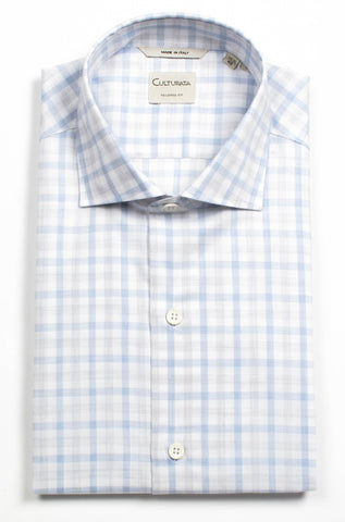 Soft Touch Plaid - Blue