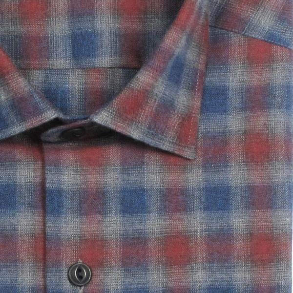 Softest Cotton Men's Check Shirts