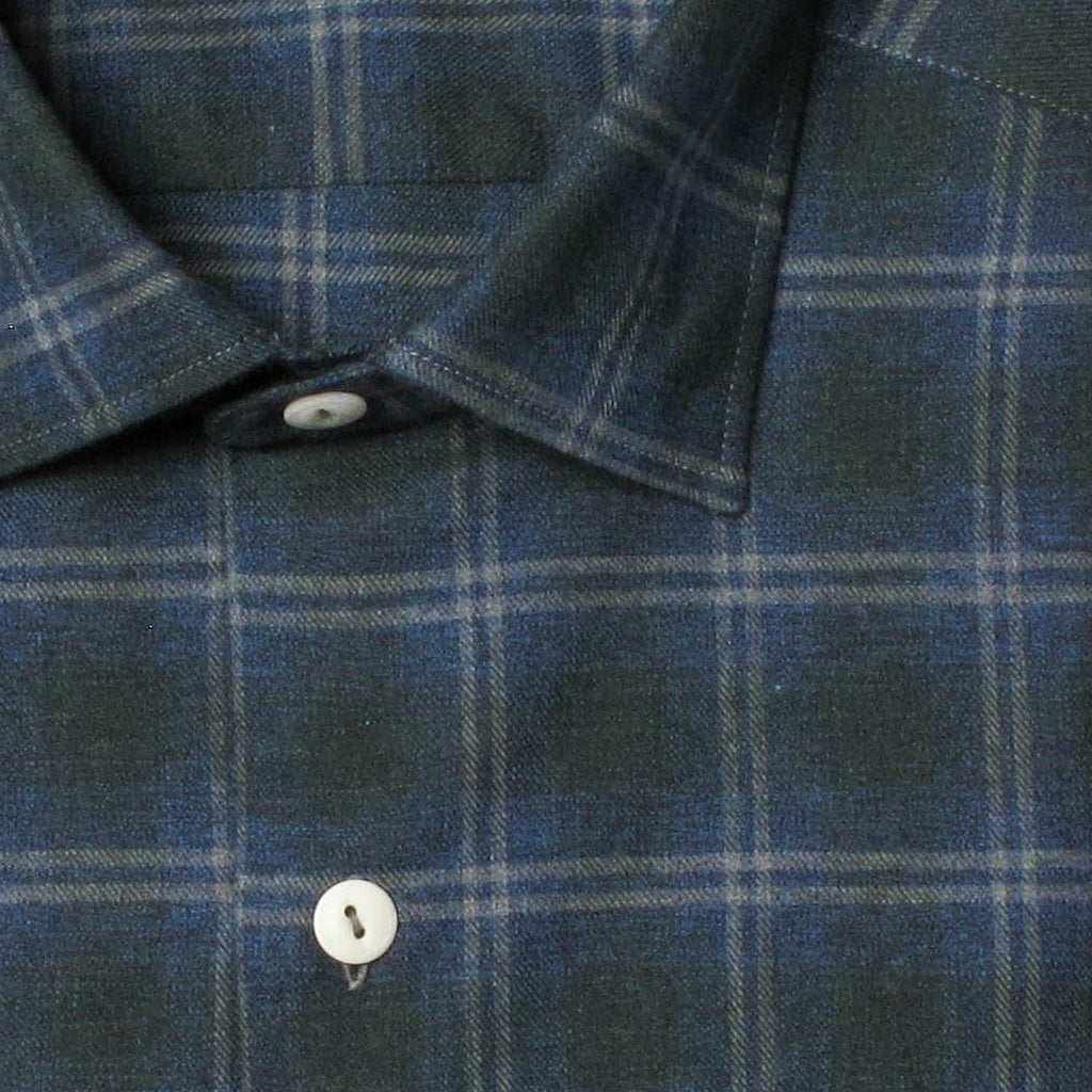 Super Soft Cozy Plaid - Navy