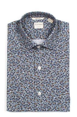 Softest Cotton Men's Floral Print Shirts