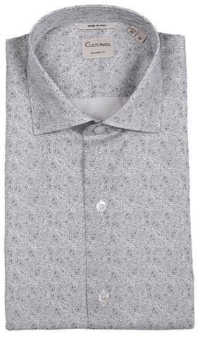 Culturata - Softest Cotton Men's Print Shirts