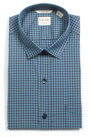 Crease-Free Extra Soft Shirt - Blue