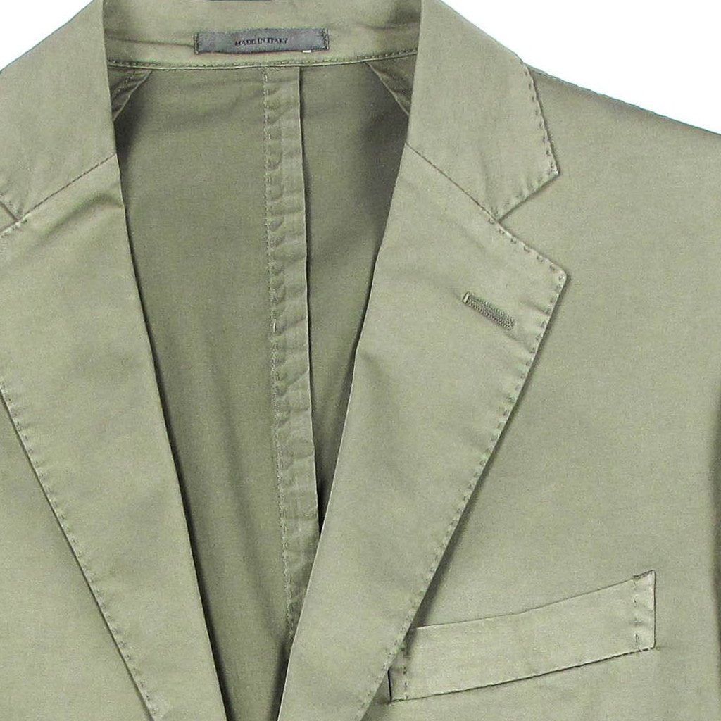 Garment Washed Tailored Jacket