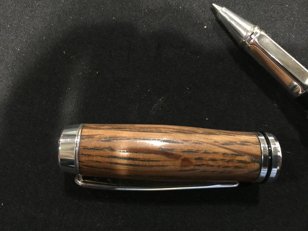 Baron Rollerball Pen - Wine Barrel
