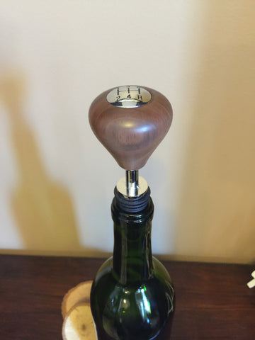 Gear Shift Bottle Stopper