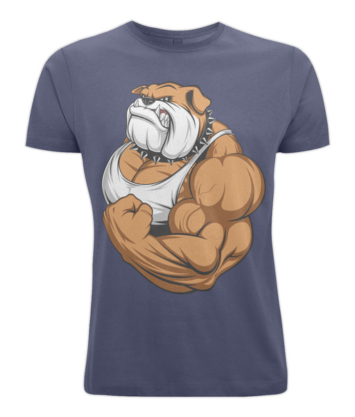 Bulldog Biceps T Shirt